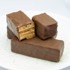 チョコレートミルフィーユ